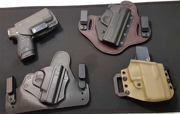 best m&p shield holster
