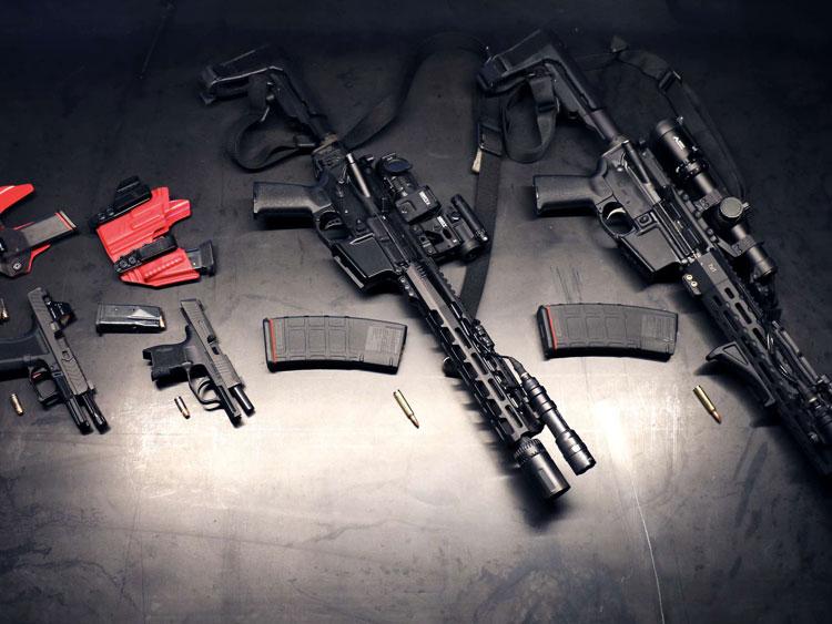 Ar 15-or pistol